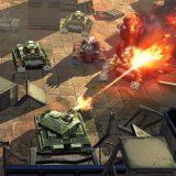 Hra Tank battle heroes