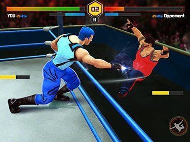 Wrestler android game download