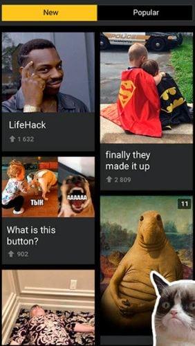Aplikace ForFun zábavné fotografie, vtípky ve vašem mobilu nastroje a pomucky android novinky androidaplikace