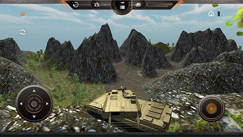 Hra Tank simulator: Battlefront   strategie hry novinky androidhry akcni hry