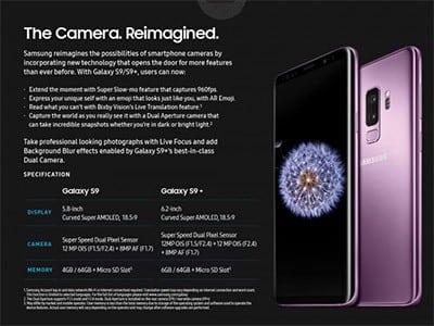 Aplikace Samsung
