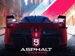 Hra Asphalt 9 Legends