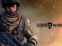 Hra  Code of war: Shooter online