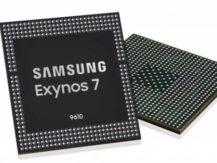 Samsung odhalil nový čip Exynos 7 9610 se 480fps slow-motion