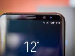 Samsung Galaxy S9+ se už testuje s novým systémem Andorid 9.0 Pie