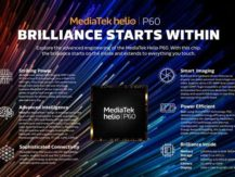 Druhý kvartál společnosti MediaTek bude táhnout čip Helio P60