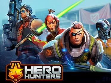 The Hunters : RPG Hero Battle Shooting