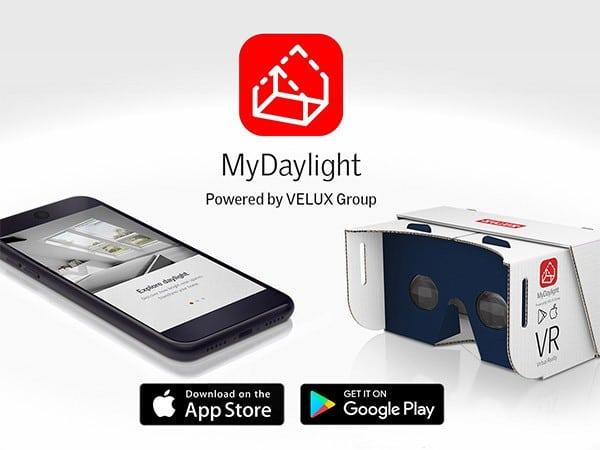 MyDaylight aplikace