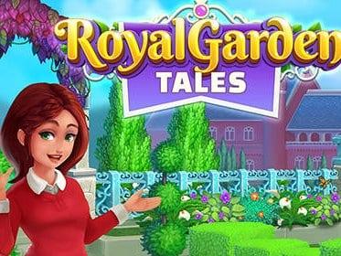 Hra Royal garden tales