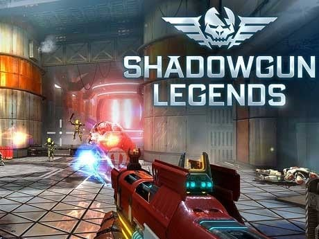 ShadowGun Legends hry