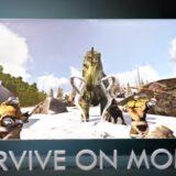 Zahrajte si s dinosaury ve hře ARK: Survival Evolved. Již toto jaro