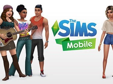 Hra The Sims Mobile zabavne hry oddechove hry novinky androidhry