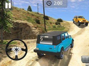 Off-road Driving Simulator