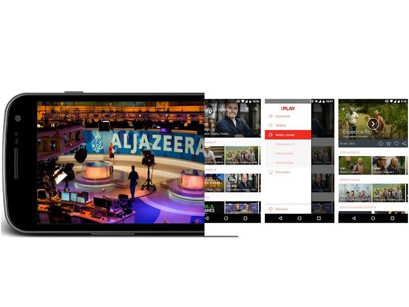 Online sledování TV