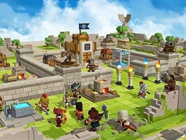 Hra Craft Warriors