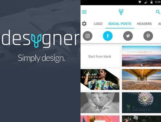 Aplikace Dysynger