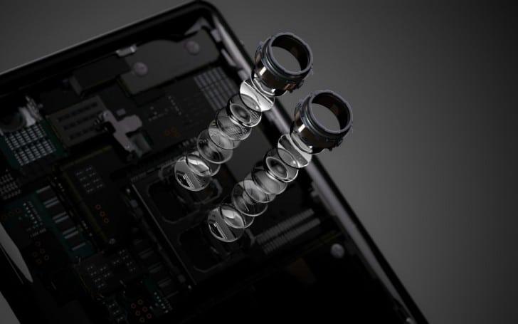 Sony Xperia XZ2 Premium přichází s duálním fotoaparátem a 4K HDR displejem   novinky