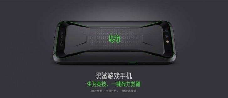 Herní telefon Xiaomi Blackshark