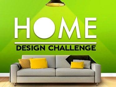 Home Design Challenge