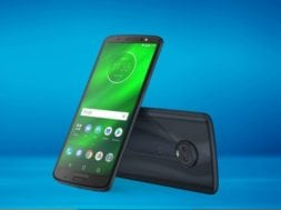 Motorola Moto G6 Plus na Geekbench