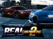 Hra Real car parking 2: Driving school 2018