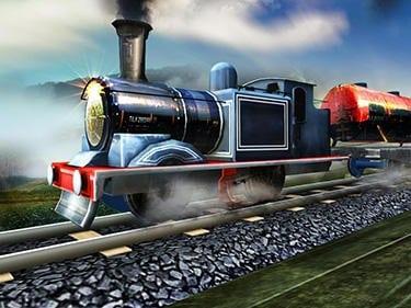 Train Oil Transporter 3D
