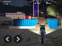 Hra Ultimate motorcycle simulator