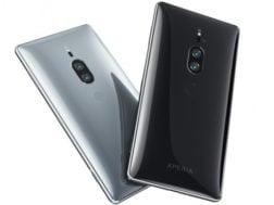 Vlajkový telefon Sony Xperia XZ3 může mít čtyři fotoaparáty