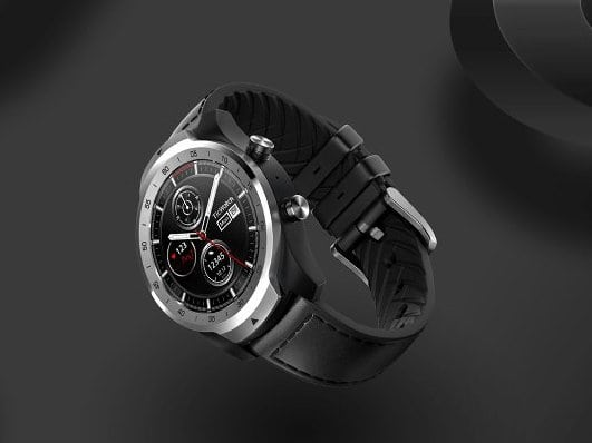 TicWatch Pro smartwatch powered by Wear OS