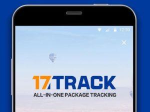 Aplikace 17TRACK