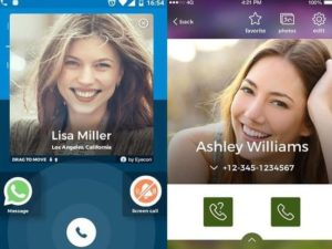 Caller ID, Calls, Dialer & Contacts Book: Eyecon