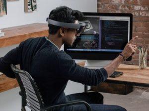 Google AR, Microsoft Hololense