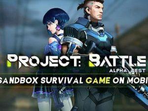 Hra Project: Battle