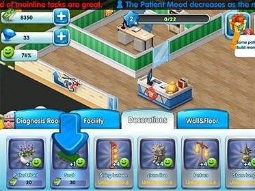 Hospital sim pro hra ke stažení