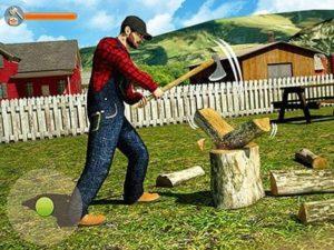 Town farmer sim: Manage big farms