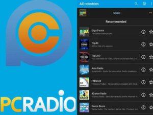 PCRADIO - Radio Online