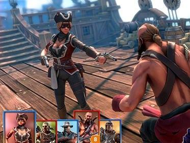 Hra Pirate Tales
