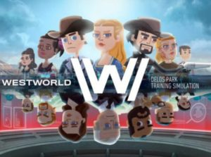 Hra Westworld