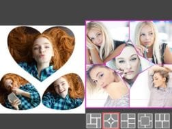 Aplikace Photo editor collage maker