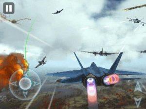 Hra Air Thunder War