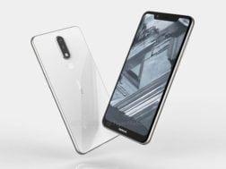 Nokia 6.1 Plus a seznamu Google s podporou ARCore