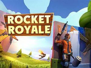 Rocket Royale hra ke stažení