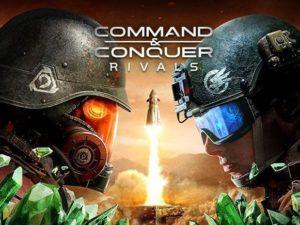 Command & Conquer: Rivals hra