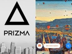 Aplikace Prisma Photo Editor