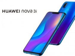 Huawei Nova 3i oznámena s Kirin 710