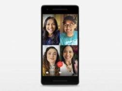 WhatsApp již podporuje video hovory se čtyřmi lidmi