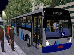 Proton bus simulator