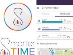 Aplikace Smarter time - Time management