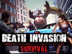Hra Death invasion: Survival ke stažení