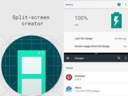 Aplikace Split-screen creator